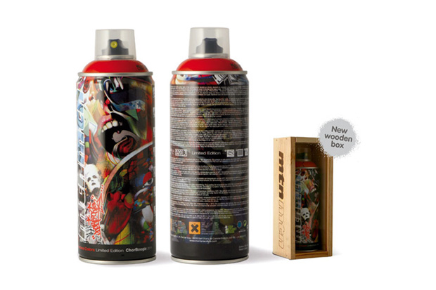 Image of Chor Boogie x Montana Colors Spray Can