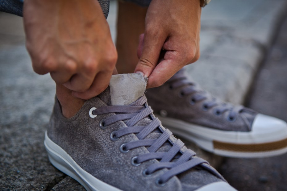 Image of CLOT x Converse 2011 Fall/Winter Chuck Taylor All Star Low