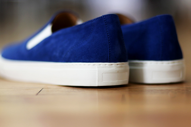 Image of COMME des GARCONS SHIRT x The Generic Man 2012 Spring/Summer Slip-Ons Preview