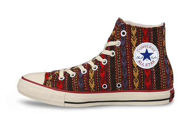 Image of Converse Chuck Taylor All Star N-Wool Hi