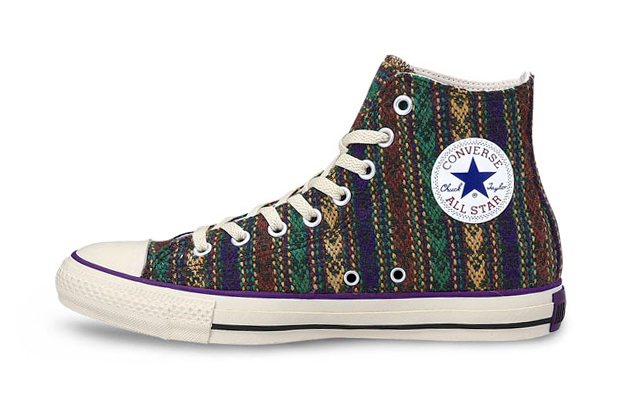 Image of Converse Chuck Taylor All Star N-Wool Hi
