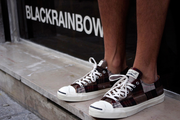 "Image of Converse Jack Purcell ""Patchwork"" France Exclusive"