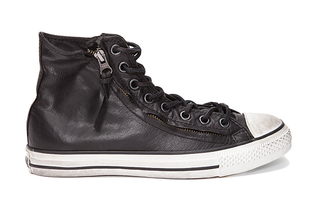 Image of Converse by John Varvatos Chuck Taylor All Star Hi Double Zip Sneakers