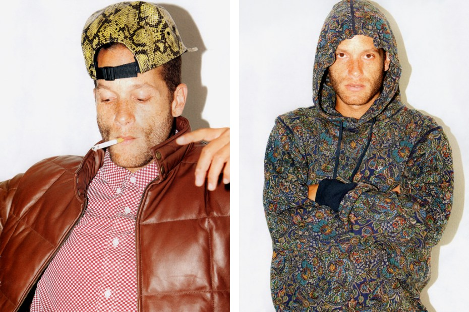 Image of COOL TRANS: Supreme 2011 Fall/Winter Collection Lookbook featuring A-Ron