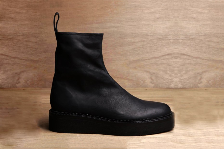 Image of Damir Doma Crepe-Soled Boots