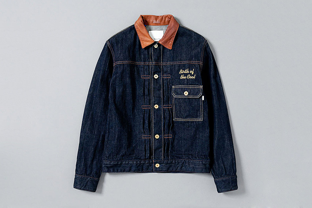 Image of Deluxe SPOT-LIGHT Denim Jacket