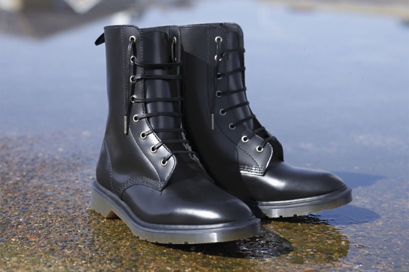 "Image of Dr. Martens 2011 Fall/Winter ""Sharp Classics"" Collection"