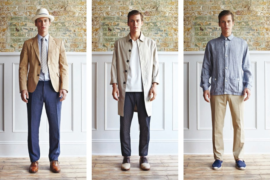 Image of D.S.DUNDEE 2012 Spring/Summer Collection