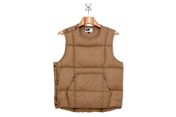 Image of Engineered Garments Down Body Vest