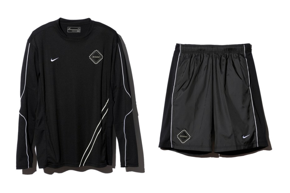 "Image of F.C.R.B. ""Midnight Football"" Pack"