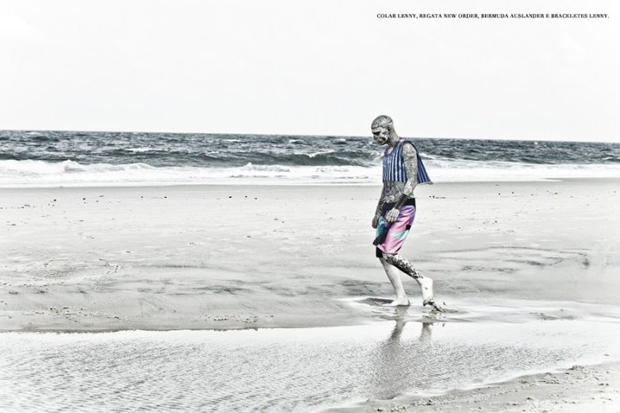 Image of FFW: Parrot Tropical featuring Rick Genest
