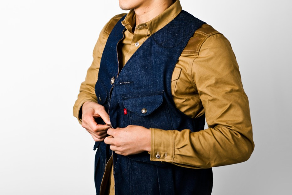 Image of Filson x Levi&#039;s 2011 Fall/Winter Collection