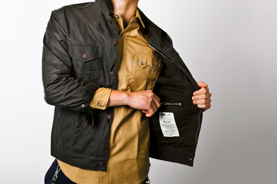 Image of Filson x Levi's 2011 Fall/Winter Collection