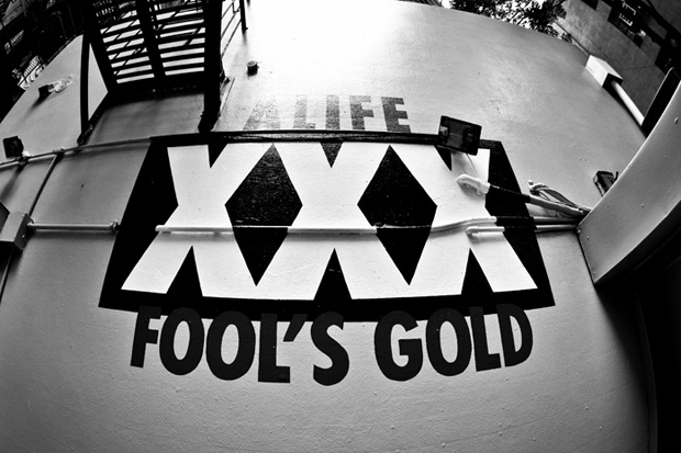 Image of Fool's Gold x Danny Brown x ASAP x Alife Courtyard Sessions