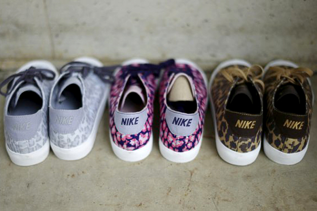 Image of fragment design x Nike Sportswear Zoom All Court 2 Low - Leopard Pack