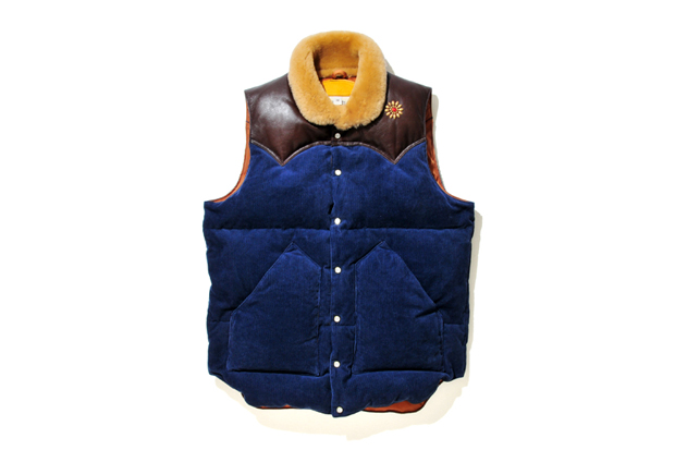 Image of FREAK'S STORE x Rocky Mountain Featherbed Remi Relief Vest