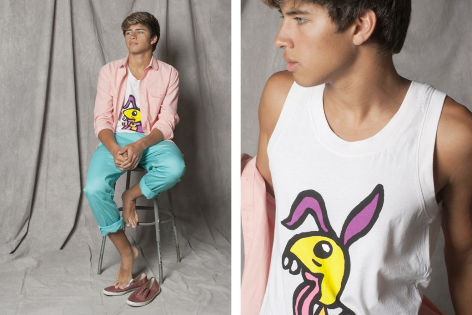 "Image of Freshjive 2012 Spring/Summer ""Less Than Zero"" Collection"