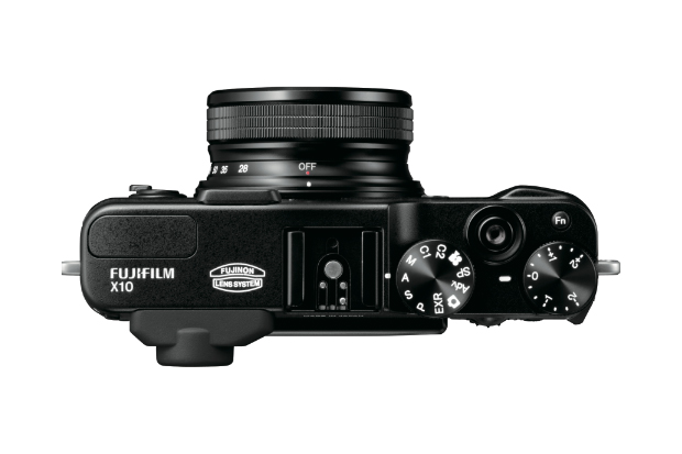 Image of Fujifilm X10 - A Closer Look