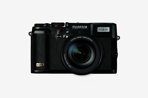 Image of FUJIFILM X10 Revealed?