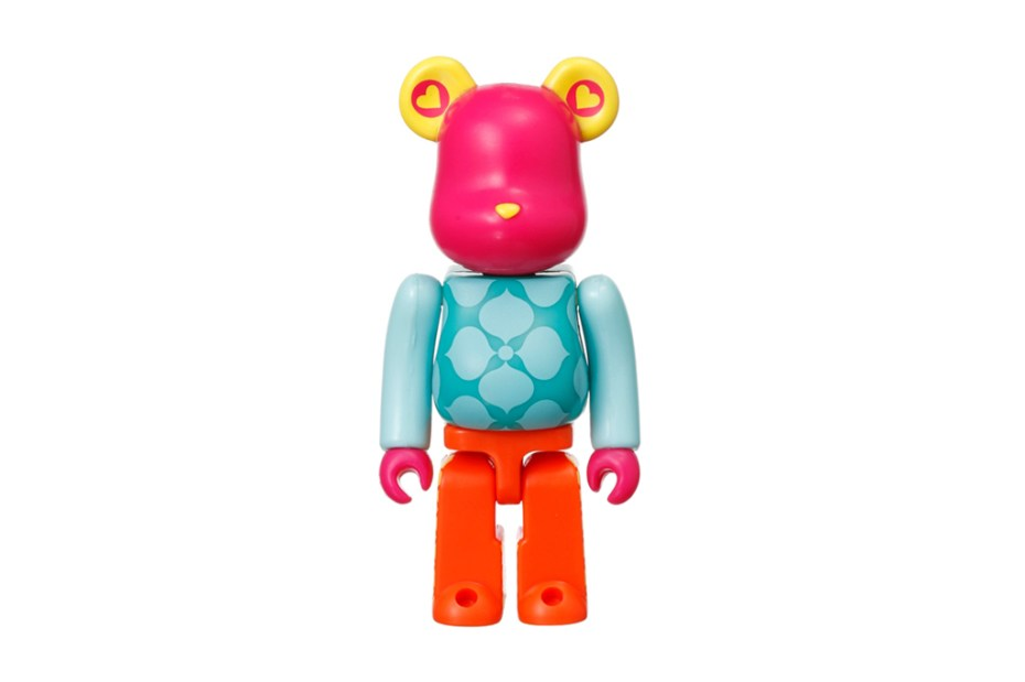 Image of Fukuoka Barneys New York x Medicom Toy 100% Bearbrick