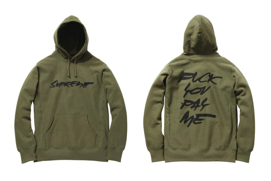 Image of Futura x Supreme 2011 Fall/Winter Collection