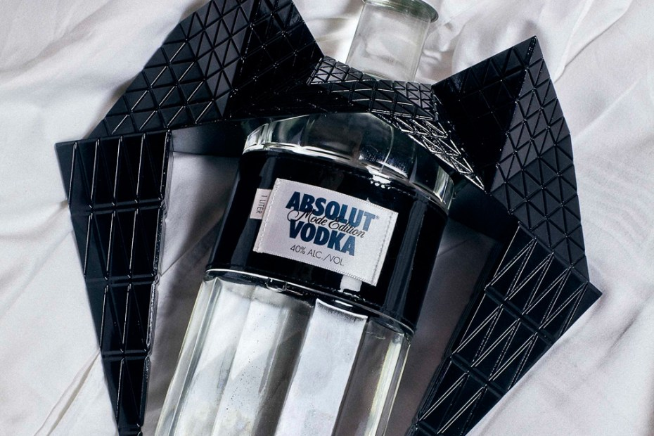 Image of Gareth Pugh x ABSOLUT VODKA