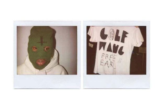 Image of 'Golf Wang' Book by Odd Future