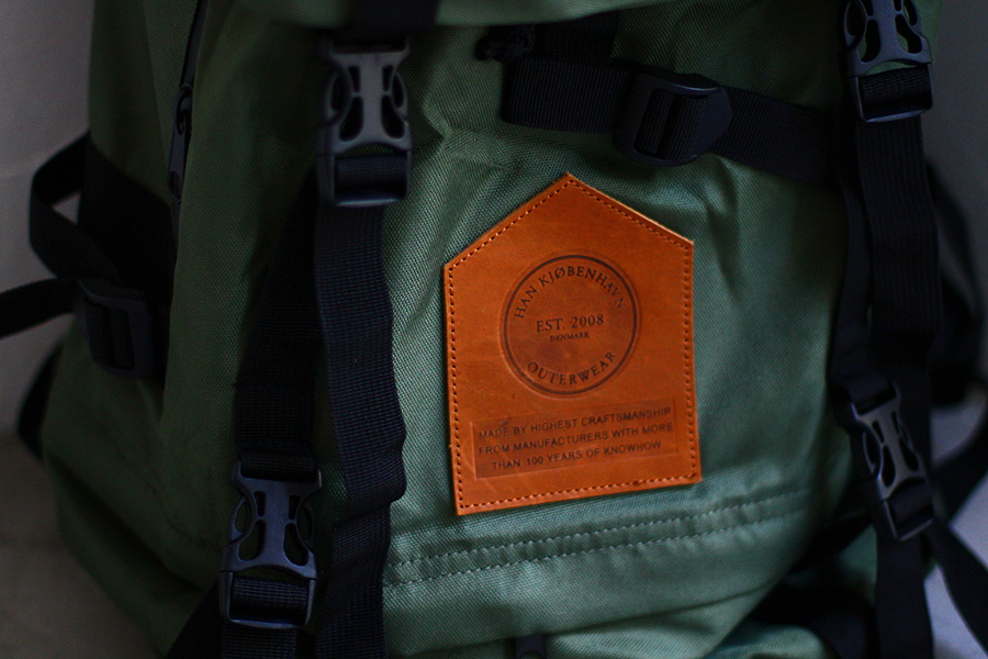 Image of Han Kjobenhavn 2011 Fall/Winter Hill Backpack