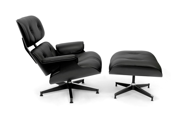Image of Herman Miller Eames Lounge Chair & Ottoman Asia Limited Edition