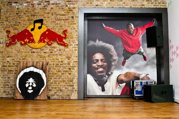 Image of Hip Hop: A Cultural Odyssey Book Launch @ Red Bull Studios Event Recap