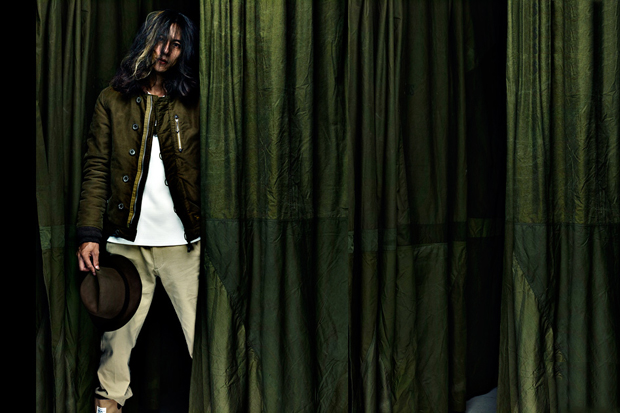 """Image of honeyee: WTAPS 2011 Fall/Winter """"Way of Life"""" Collection"""