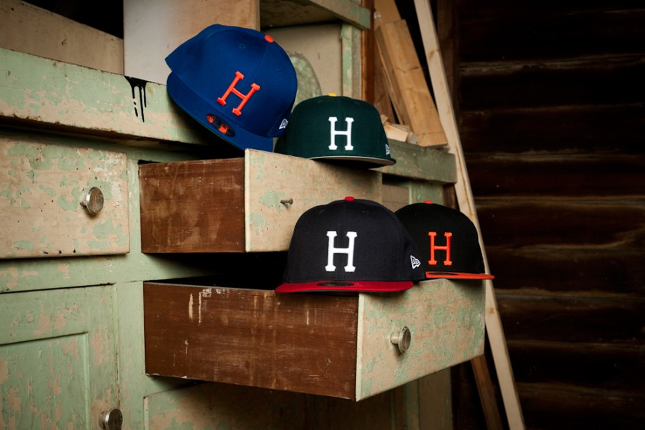 Image of HUF 2011 Fall Delivery Two