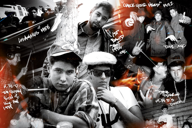 Image of Interview Magazine: Beastie Boys Interview