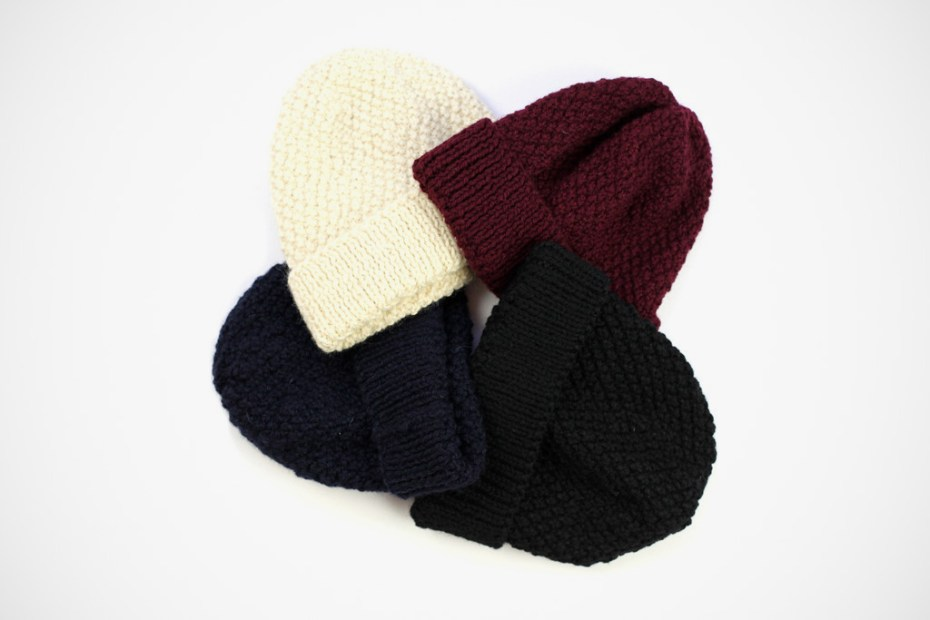 Image of Inverallan Bubble Knit Cap