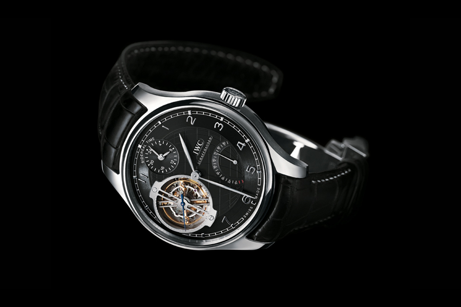 Image of IWC Portuguese Sidérale Scafusia Watch