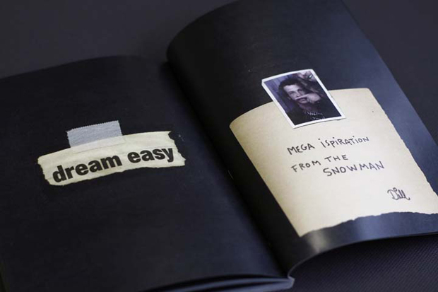 Image of Jason Dill 'Dream Easy' Book
