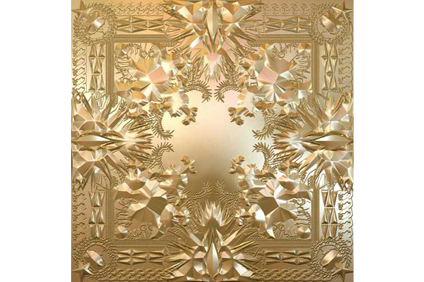 Image of Jay-Z & Kanye West - Watch the Throne (Full Album Stream)