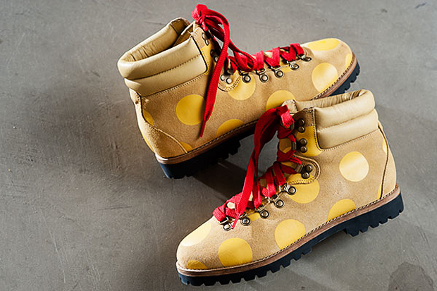 Image of Jeremy Scott x adidas Originals by Originals JS Polka Dot Boots