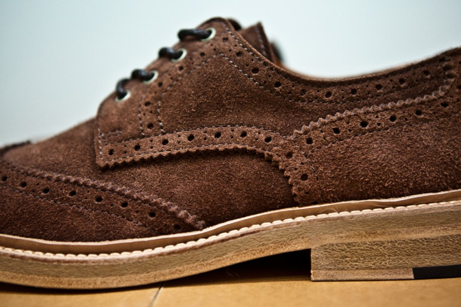 Image of Junya Watanabe COMME des GARCONS MAN Wingtip Brogue