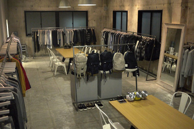 "Image of Kazuki Kuraishi ""Heather Grey Wall"" Store"