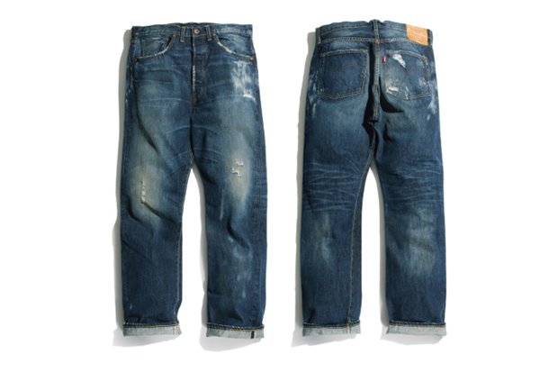 Image of Levi's Vintage Clothing 2011 Fall/Winter Limited Edition Denim