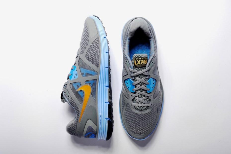 Image of Liu Xiang x Nike LunarGlide+ 3