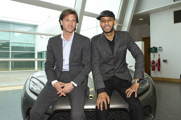 Image of Lotus Cars Names Swizz Beatz VP of Creative Design & Global Marketing