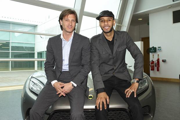 Image of Lotus Cars Names Swizz Beatz VP of Creative Design & Global Marketing