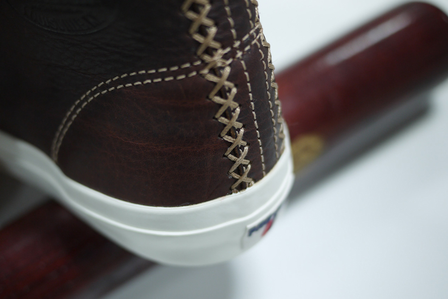 Image of Louisville Slugger x PRO-Keds Leather Royal Hi Preview