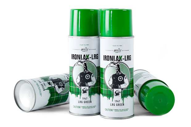Image of Pose One x LRG x IronLak Limited Edition Spray Can