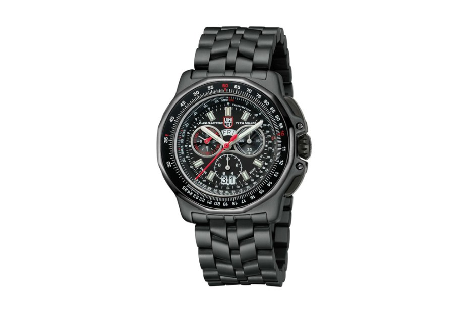 Image of Luminox F-22 Raptor Chronograph 