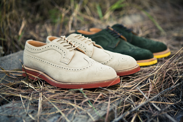 Image of Mark McNairy 2011 Fall/Winter Collection Longwing Brogues