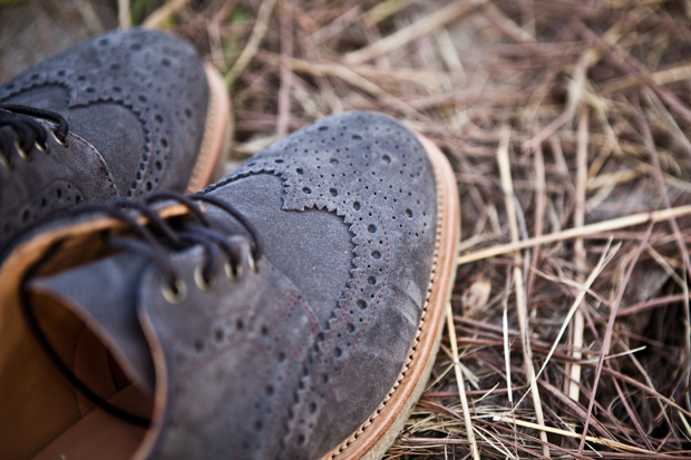 Image of Mark McNairy 2011 Fall/Winter Collection Wingtip Brogues