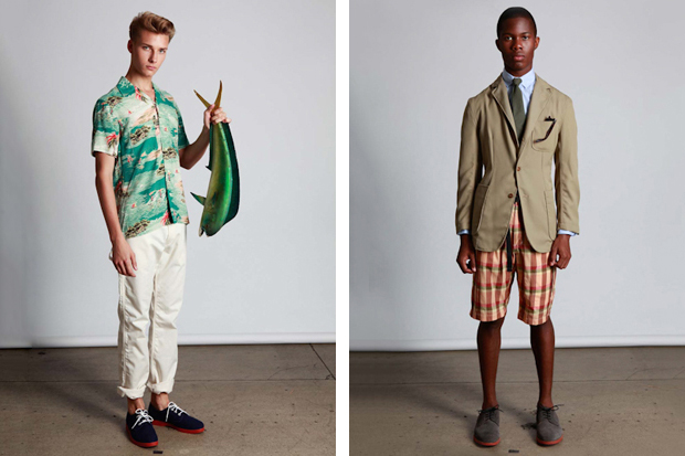 Image of Mark McNairy New Amsterdam 2012 Spring/Summer Lookbook